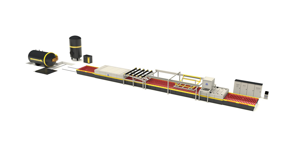 MT-JP Series Automatic Flat Glass Laminating Lines