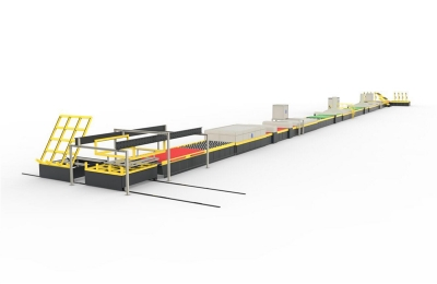 MT-DY Series Automatic Mirror Silvering Lines